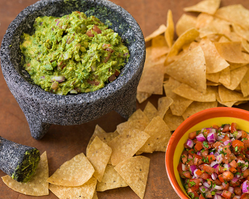 how to make chips and salsa